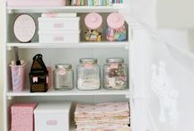 Great storage ideas / by Fiona McArthur