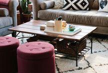 mi casa | the living room / ¡el salón!