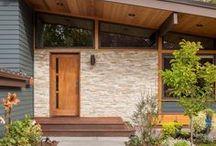 mi casa | the exterior / ¡el exterior!