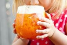 yum! | drinks / Mocktails, smoothies, and milkshakes!