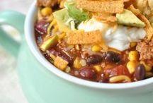 yum! | soups / Chili, stew, etc.