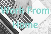 Working From Home / Legitimate work from home resources, advice, tips, and templates.