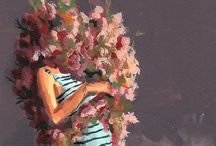 Artwork - Artists - Illustrators -Purveyors of Magic / by emily (steel city tudor)