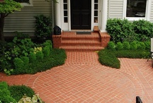 Porches, Patios and Gardens / by J. K.