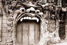 Speak Friend and Enter / Doorways, doorknobs and entryways / by Julia Searl Moore