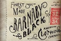Typography / by Needmore Designs