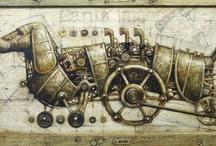 Steampunk! / by Julia Searl Moore