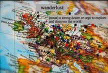 Wanderlust  / by Cara Ingley