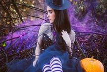 Halloween / All treats and no tricks. Handmade Dark Pony Designs Costumes and Inspiration to make your next haunting fabulous!