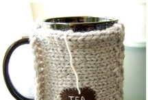 Yarn & Thread / Refashioned old clothes, crafts with scrap material, sewing, knitting, and crocheting projects! / by Laurel Kerr
