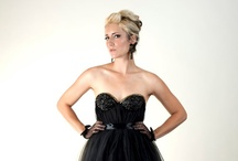 Blonde and Black Fall 2012 Collection