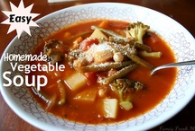 Soup Time! / by Family Fresh Meals