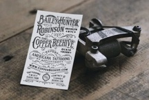 Fun with Fonts / by Julia Searl Moore