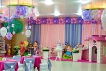 Kids parties / by Tiffany Doolittle
