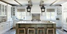 timeless kitchens / ... creating a look that withstands time.