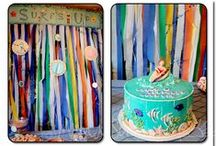 Beach Birthday Bash / Beach Birthday Bash for Baby Sid's first birthday