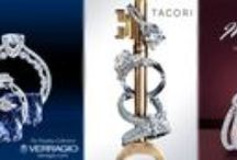Must Have #Designer #Rings  ~ #Capri #Jewelers #Arizona / Capri Jewelers have the valley's largest selections of Designer Rings like Tacori, Verragio, Michael M, Danhov, Martin Flyer, Natalie K and more. We are proud to be an authorized Tacori and Michael M dealer in Arizona. From varying styles like Solitaire, Three Stone, Halo and Sidestone to shapes like Princess, Marquise, Oval, and Radiant, we have them all at Capri Jewelers in Arizona and www.caprijewelersaz.com / by Capri Jewelers Arizona