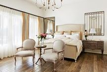 bedrooms / ... a space for luxurious and restful sleep.