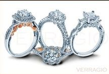 #Verragio ~ #Capri #Jewelers #Arizona / We are known for our unique engagement rings and wedding bands handcrafted with utmost attention to detail and quality.  / by Capri Jewelers Arizona