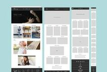 Website Process & Inspiration / by Needmore Designs