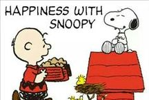 Peanuts Happiness / by Marcie Johnston