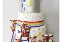 Cakes: Teddy Bears