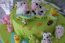 Cakes: Animals