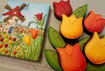 Decorated cookies 2