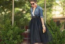 Skirts / Mini-Midi-Maxi Tulle Tutus and More! / by Dark Pony Designs