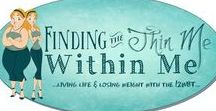 Finding The Thin Me Within Me / Stories of a former serial couch potato on her way to being Fab & 50! Living life & losing weight with 12WBT, a PT called Madam Lash, and an inner critic.