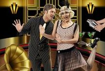 1920s / Get your charleston on...it's the roaring 20s!
