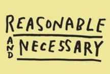 Reasonable and Necessary http://reasonableandnecessary.org / A creative response to the NDIS. A tool for Deaf and disabled people, to help them ask for what they need. http://reasonableandnecessary.org