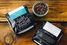 Cool Coffee Packaging / by Needmore Designs