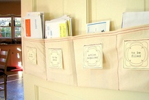 Organization / by Michelle {The Wonder Boys}