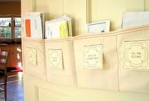Organization / by Michelle{ourwonderfilledlife}