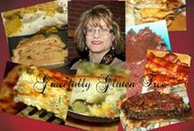 Gracefully Gluten Free / My own recipes taken from my blog, things I have tried and loved!!!
