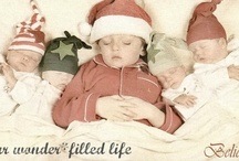 Christmas Wonder / childlike wonder, inspired gift packaging, Christmas decor and moments, all with the true meaning at heart / by Michelle{ourwonderfilledlife}