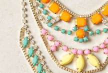 accessories in excess / by Ernie and Irene