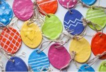 Easter / Easter crafts and lessons for the classroom.