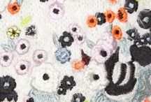 embellishment & pattern / by Ernie and Irene