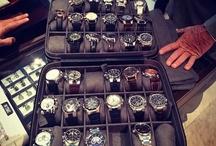 Watches / by Mattieb Bachtel