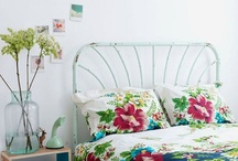 Beds & things  / Beds - sheets, covers, beds, cushions, styling  / by Belle