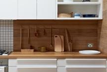Kitchen / Laundry / Cozinhas e Lavanderias / by Carla Cristina Alves
