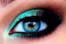 Make Up, Hair and Acessories / Maquiagem, Cabelos e Acessórios