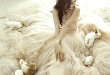 Wedding Dresses/Bouquets / Vestidos de Noiva/Buquê