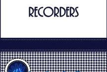 Recorders / Teaching ideas and activities to use with recorders.