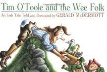 Books: Kids: Irish / by Pamela Gagne-Southern