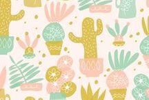 Fonts, Patterns & Printables / Recursos para compartir / by Ana Konda
