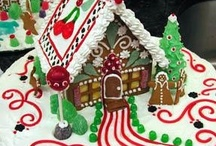 H - Christmas: Gingerbread Party / by Pamela Gagne-Southern