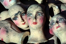 Lovely Dollies / by Katherine Brookes
